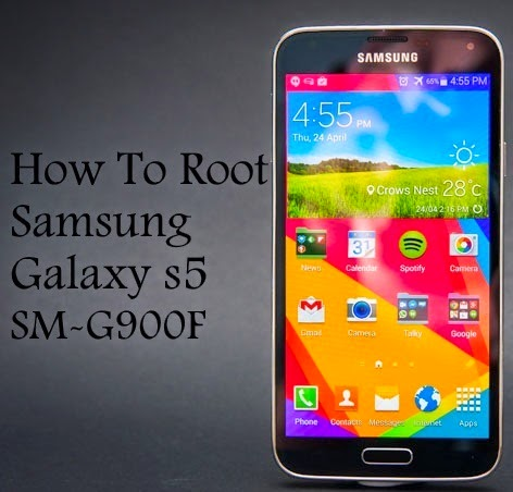 Root samsung galaxy s5 sm-g900f running lollipop and kitkat