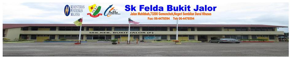 SK Felda Bukit Jalor