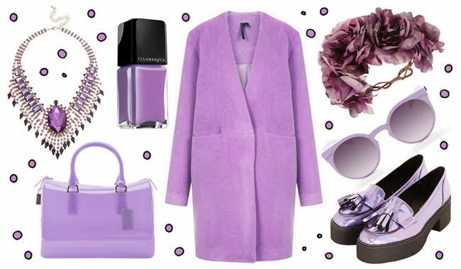 Fashion, Colour of the Year 2014, Pantone, Radiant Orchid