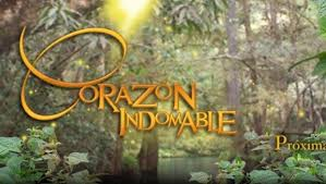 Ver Corazon Indomable capítulo 1, lunes 25-01-2013