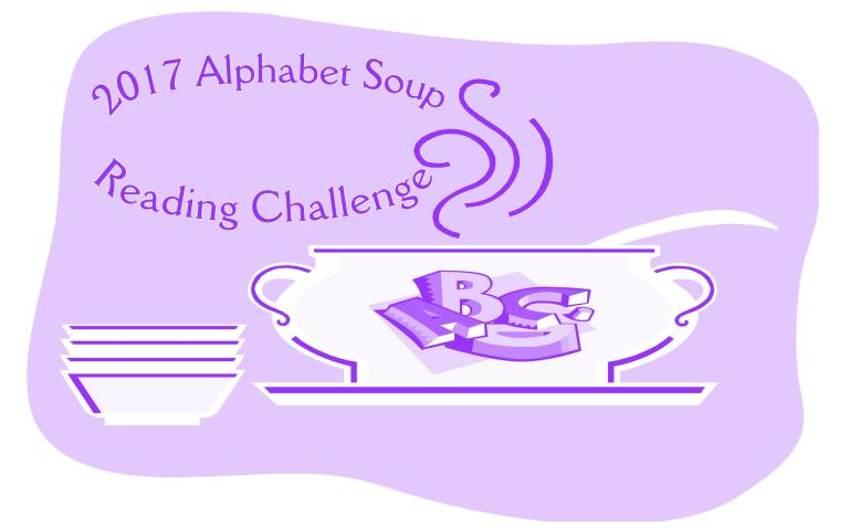 Alphabet Soup Reading Challenge 2017