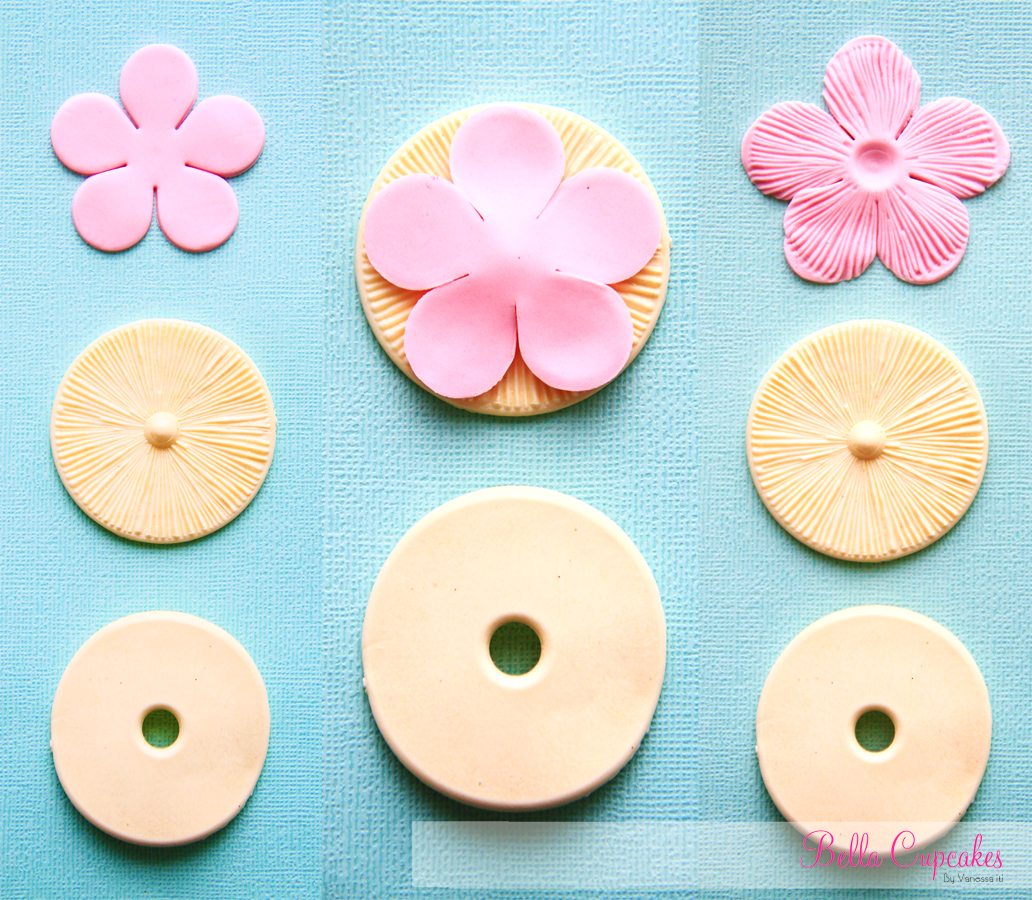 How To Make Fondant Cupcakes