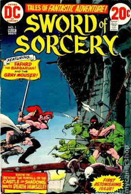 DC COMICS: Sword of Sorcery