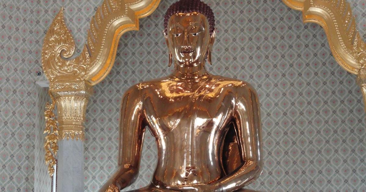 Hjorth Larsen: : Den Gyldne Buddha