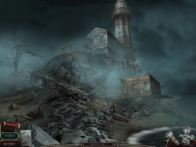 Shiver 2: Poltergeist Collector's Edition. Lighthouse. There's where everything begins.