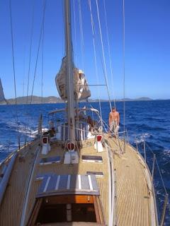 Adios Sailing Yacht