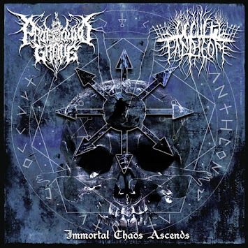 "PROFOUND GRAVE/OCCULT PANTHEON - ""IMMORTAL CHAOS ASCENDS"""