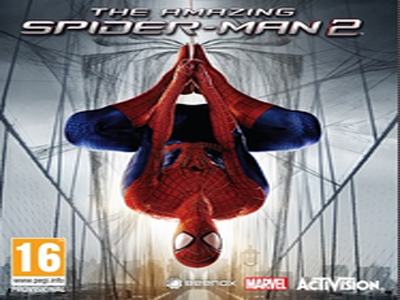 لعبة سبايدر مان spider man 2014