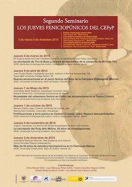 II Seminario Jueves Fenicio-Púnicos