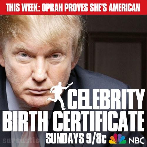 Donald trump birth date
