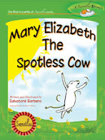 Mary Elizabeth The Spotless Cow