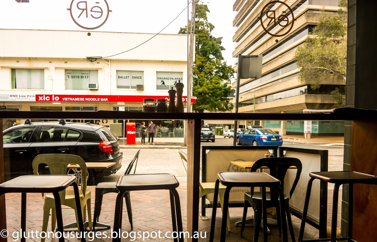 Indulging Gluttonous Urges: Elbow Room Espresso, Chatswood