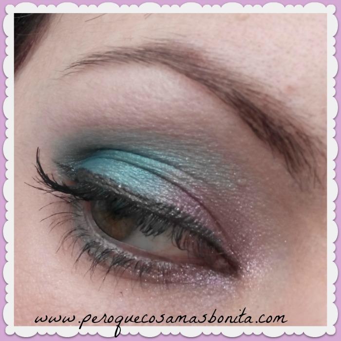 Maquillaje plata-verde01