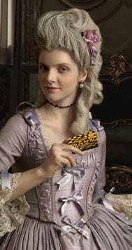 Marie-Antoinette dans les images publicitaires - Page 4 Mariaantonietta