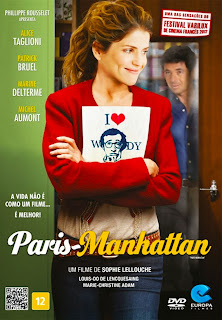 Paris-Manhattan - DVDRip Dual Áudio