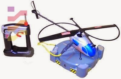 prezent dla niego helikopterek