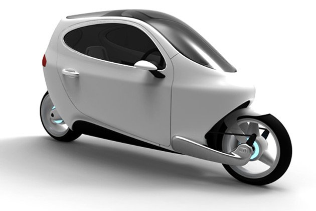 The New Two Wheeler Future Car