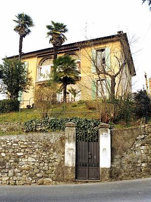 Casa donde vivió Esteban Canal