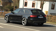 Audi RS4 Avant (2012) spy pictures . catalog of cars