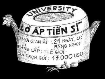 Tìm hiểu các Học Vị và Học Hàm ở Việt Nam