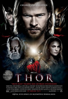 Thor Türkçe Dublaj Izle Film Izle En Yeni Hd