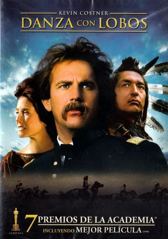 ver Danza con lobos / Dances with Wolves (1990)