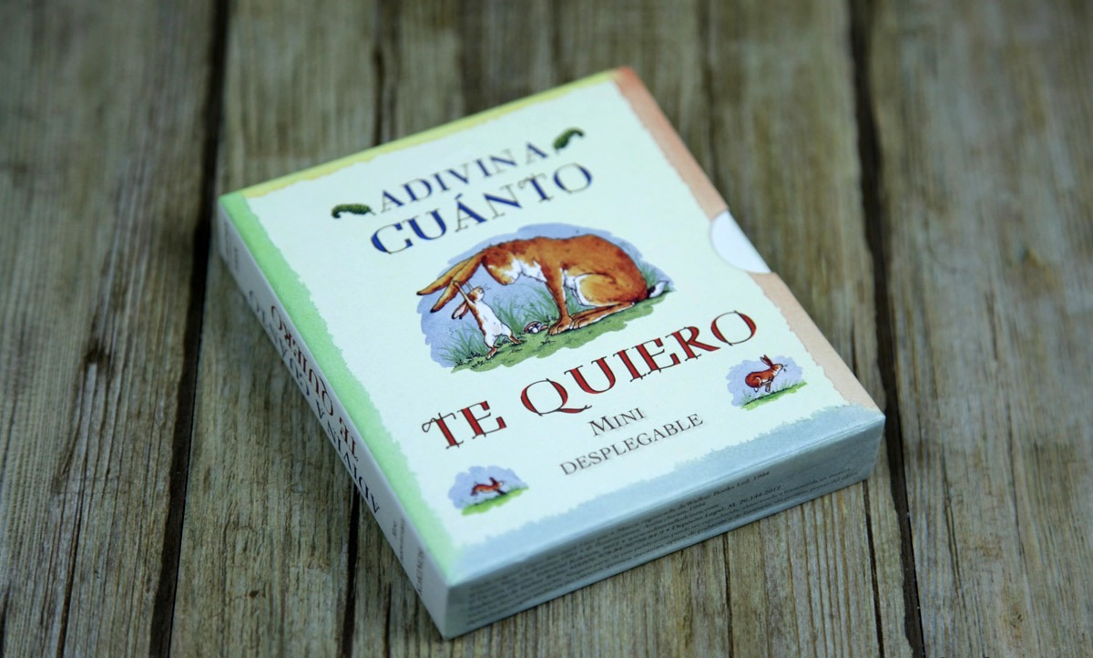 avivina cuanto te quiero libro guess how much i love you book