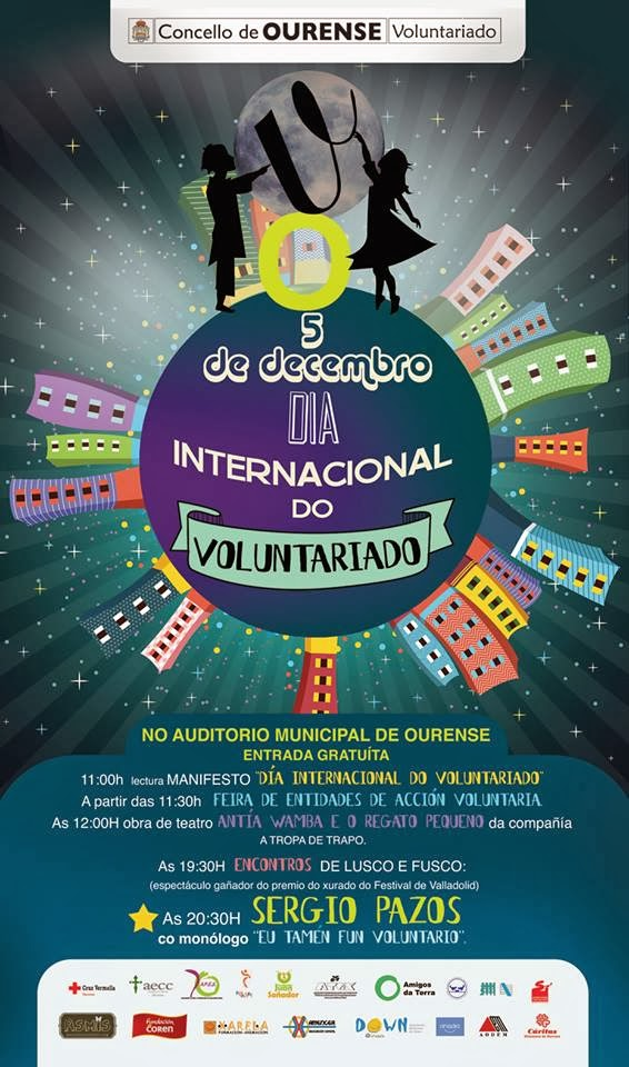 Dia Internacional Voluntariado 2013