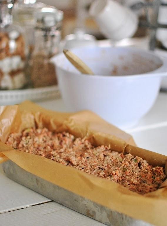 filmjölkslimpa hurtbulle filbröd rivna morötter