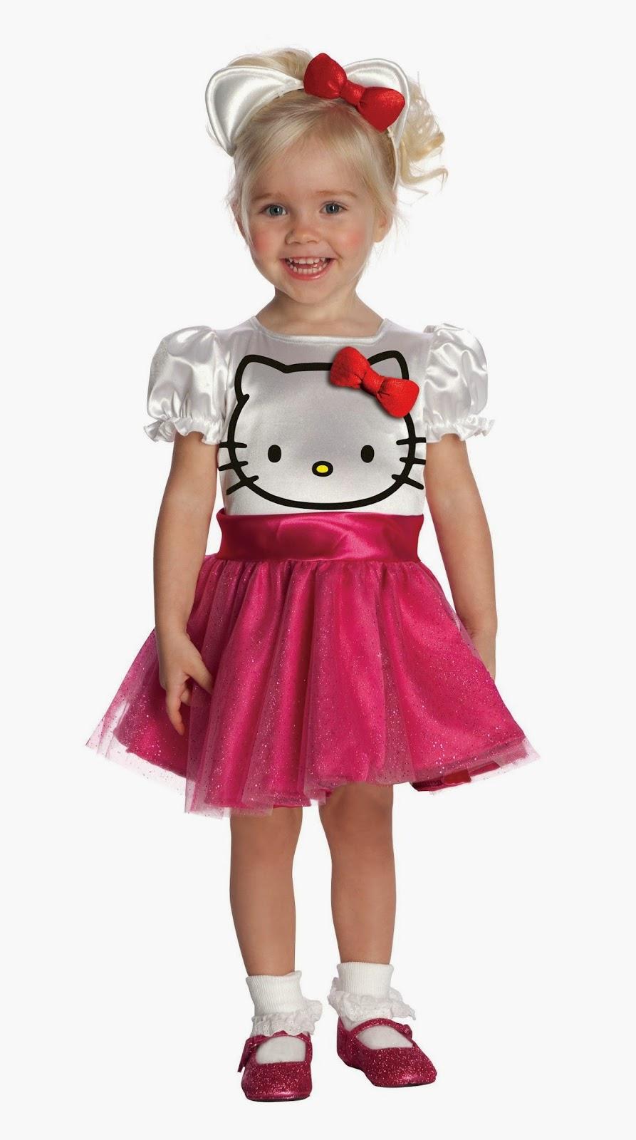 Foto Baju Anak Hello Kitty Cewek Cantik Imut Lucu