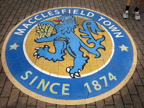 Macclesfield Town FC logo