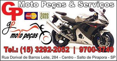 GP Moto Peças e Oficina