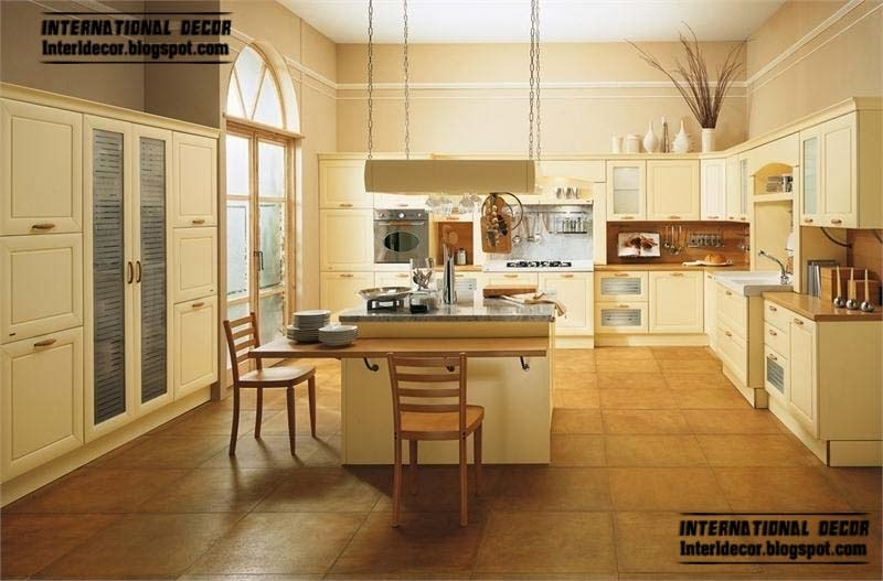 Country Style Kitchens White Kitchen Dining Sets