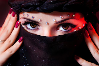 Beautiful Princess Muslimah Queen