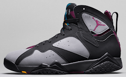 Air Jordan VII - The spirit of Jordan goes global.