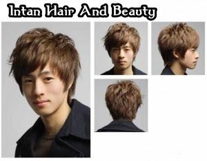Gaya Rambut Artis Pria Korea 2012  Intan Panjaitan  Informasi