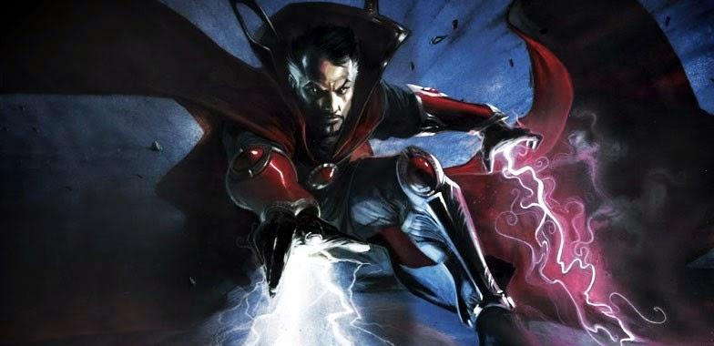 Benedict Cumberbatch será o Doutor Estranho no filme da Marvel Studios