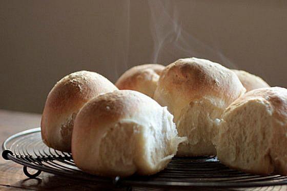 Beer Bread Rolls