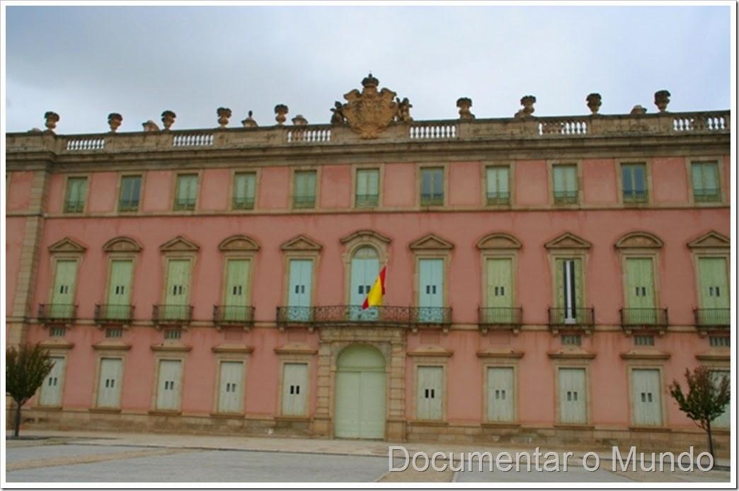 Palácio Real de Riofrio; Palácios Reais de Espanha