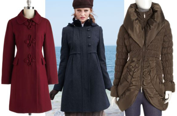 Time To Shop For Winter Coats