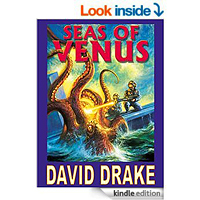 Seas of Venus by David Drake