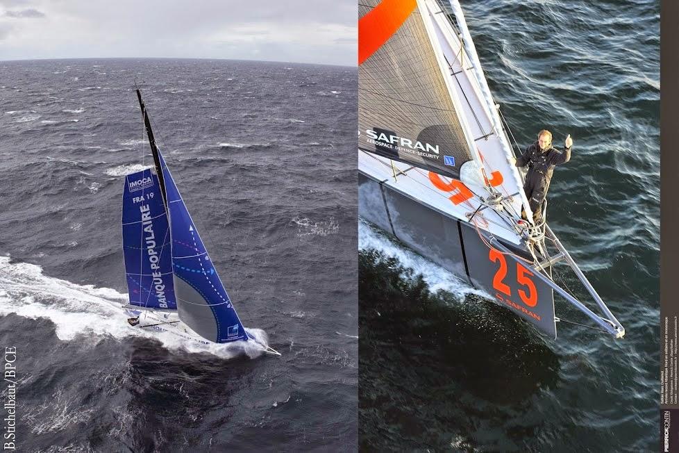 Banque Populaire et Safran, deux bateaux neufs sur le Vendée Globe 2016 !