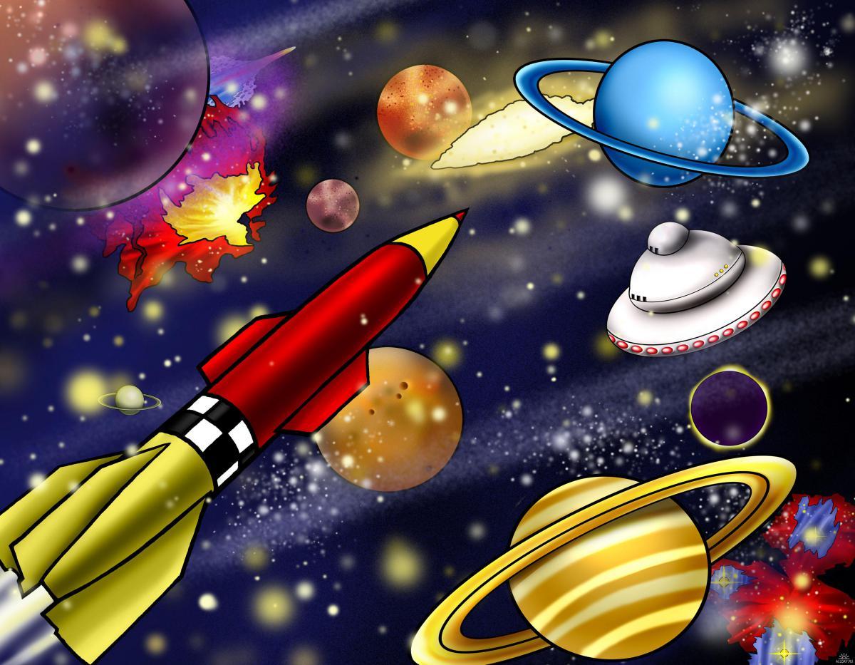 Сценарии визитки для конкурса космос дорога без конца