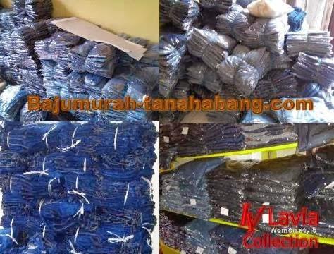 Proses cara  pembuatan jeans di Sentra home industri