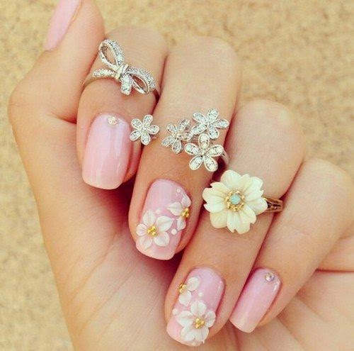 Top 5 Floral Nails To Try Out This summer