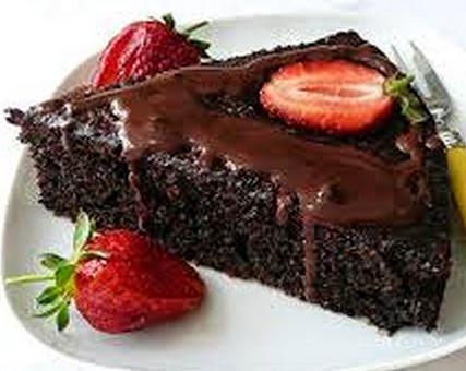 cikolata-soslu-kek