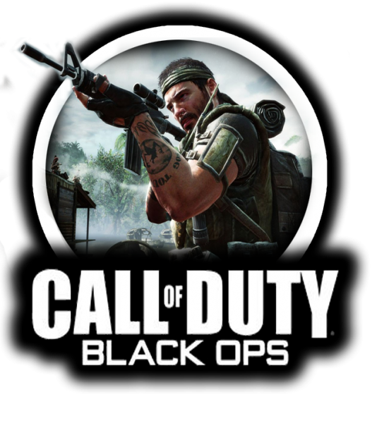 black ops logo pics. call of duty lack ops logo
