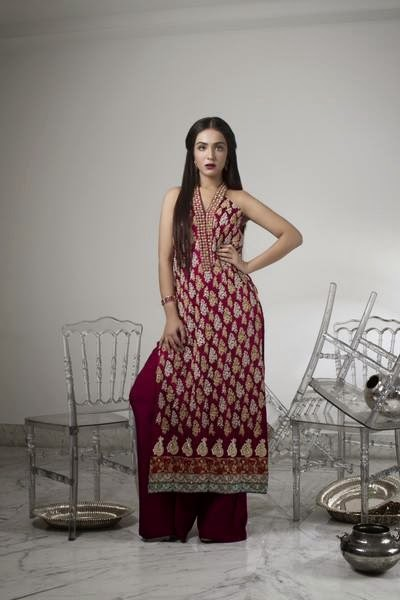 Designer Party Wear Dresses By Shamasha Hashwani