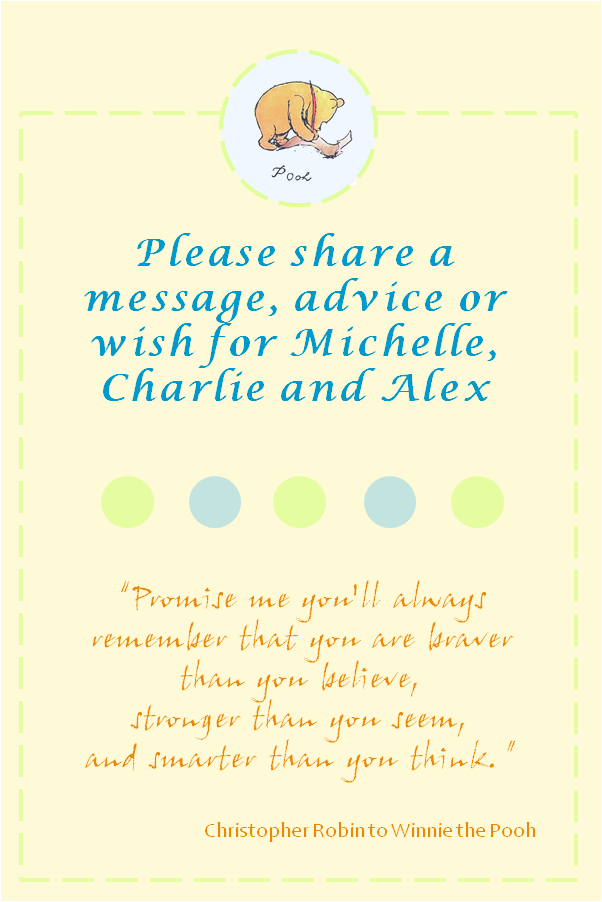 baby shower card sayings christian