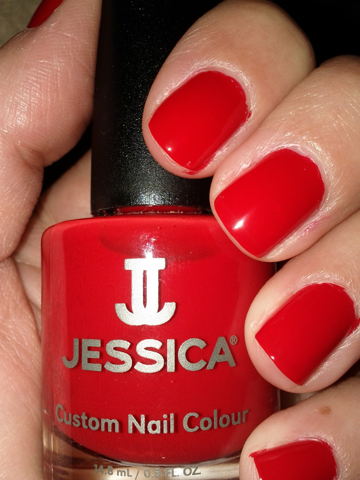 Jessica Nail Polish New Colours - Creative Touch